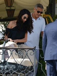 George e Amal Clooney nuovamente genitori gemelli