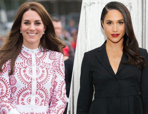 Meghan Markle e Kate Middleton: i look a confronto