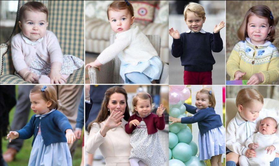 Lo stile royal di George e Charlotte: come personalizzarli per i nostri bambini?