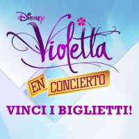 Violetta Il Concerto: Vinci i Biglietti durante la PrimaTv di Teen Beach Movie