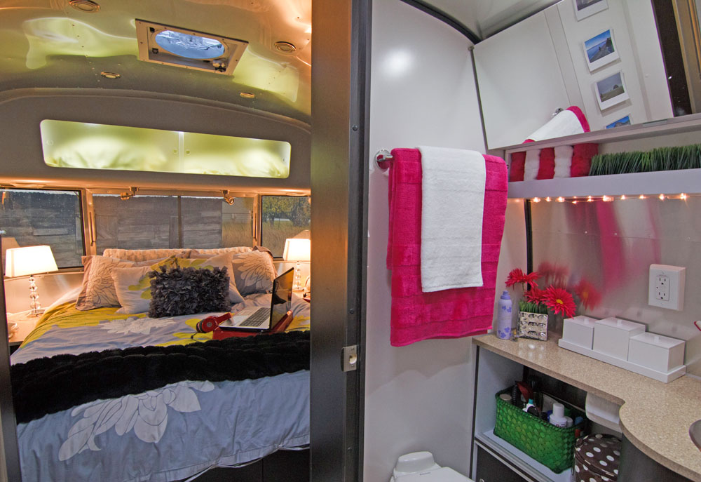 Best Interiors Design Wallpapers » Airstream Interior Pictures