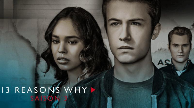 Une troisième saison pour 13 Reasons Why !