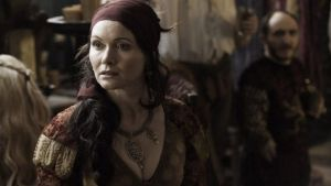 Essie Davis as Lady Crane in Game of Thrones season 6 episode 8 'No One'. Photo: Foxtel/Showcase