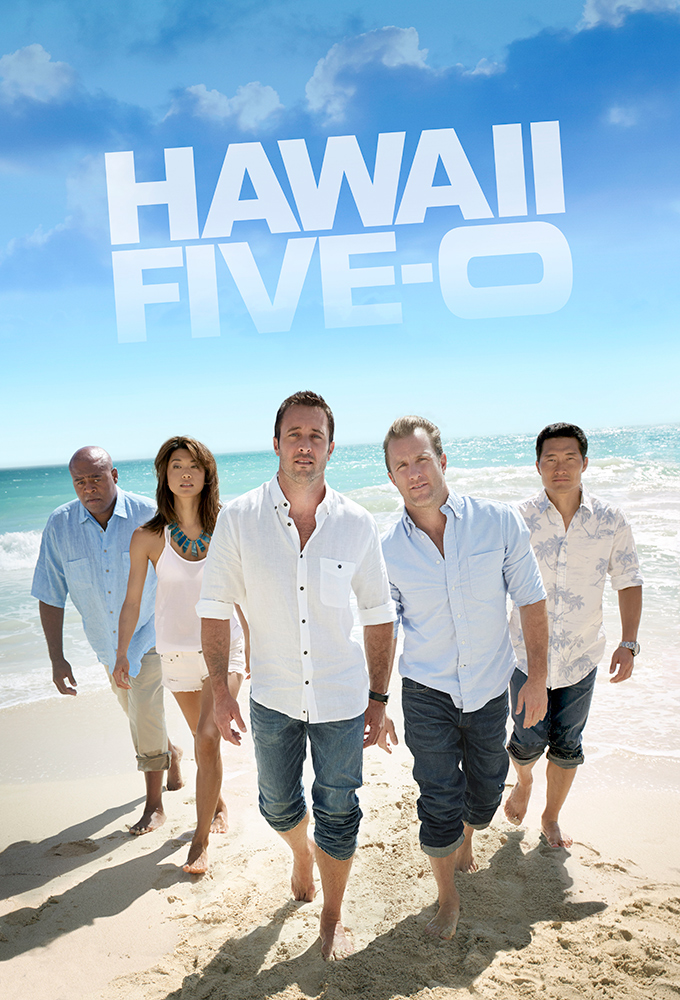 Hawaii 5-0  Just about TV