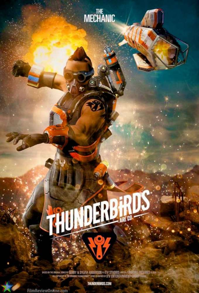 Thunderbirds : Les sentinelles de l'air