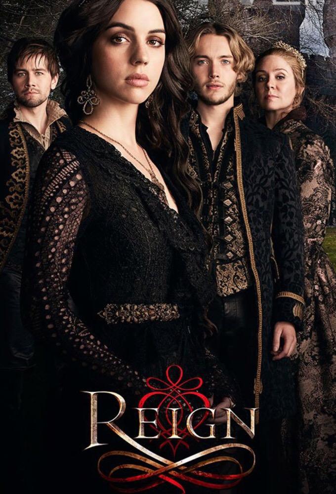 Reign : Le Destin d'une reine