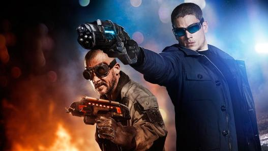 DC's Legends of Tomorrow - Just About TV