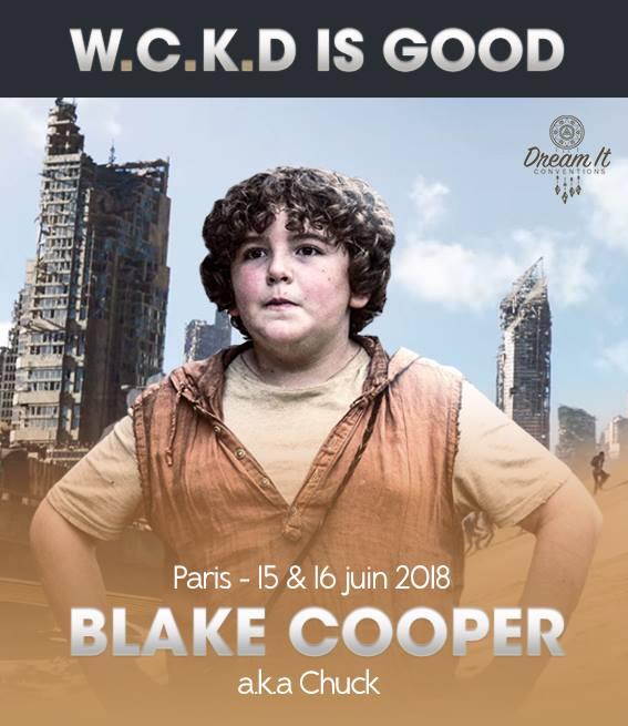 Wicked is Good : la convention Dream it annonce son premier guest et ouvre sa billetterie !