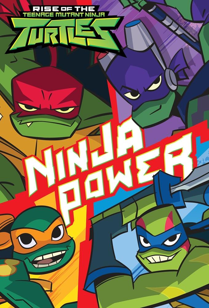 Le destin des Tortues Ninja