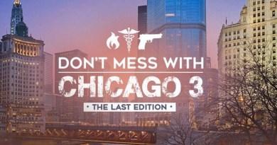 Empire Conventions annonce la troisième et dernière édition de sa convention Don't Mess With Chicago