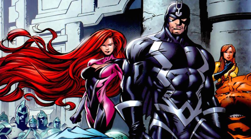 Marvel's Inhumans - Just About TV