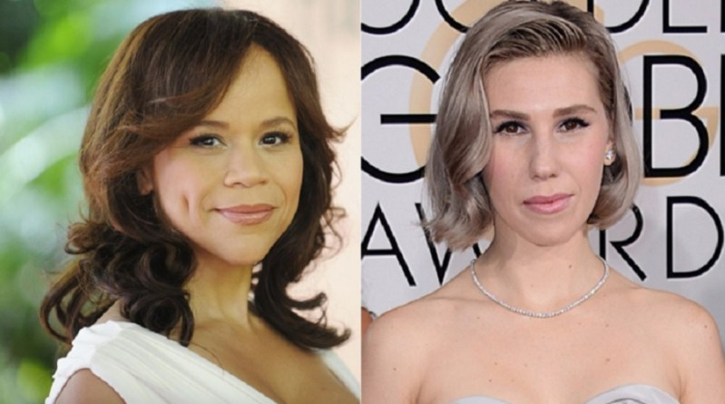 Rosie Perez et Zosia Mamet amies de Kaley Cuoco dans The Flight Attendant