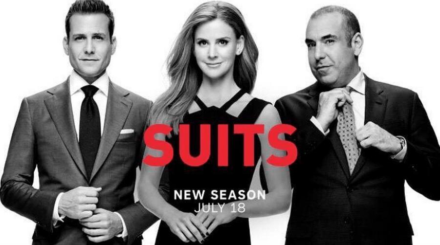 Un trailer pour la huitième saison de Suits