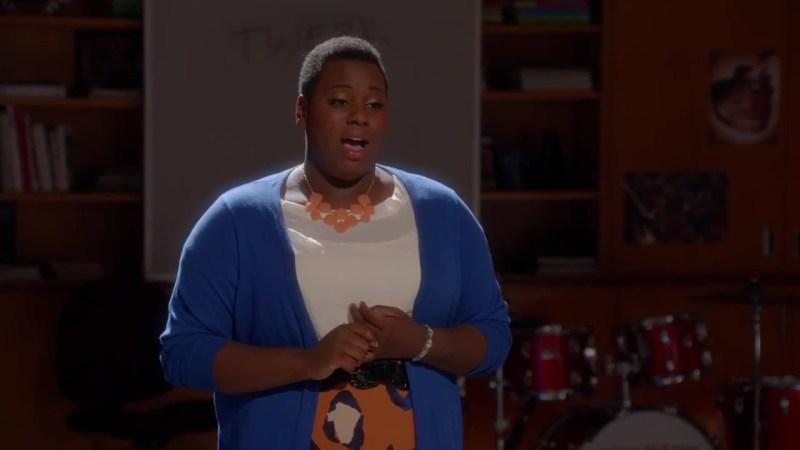 Représentation LGBTQIA+ - Unique dans Glee