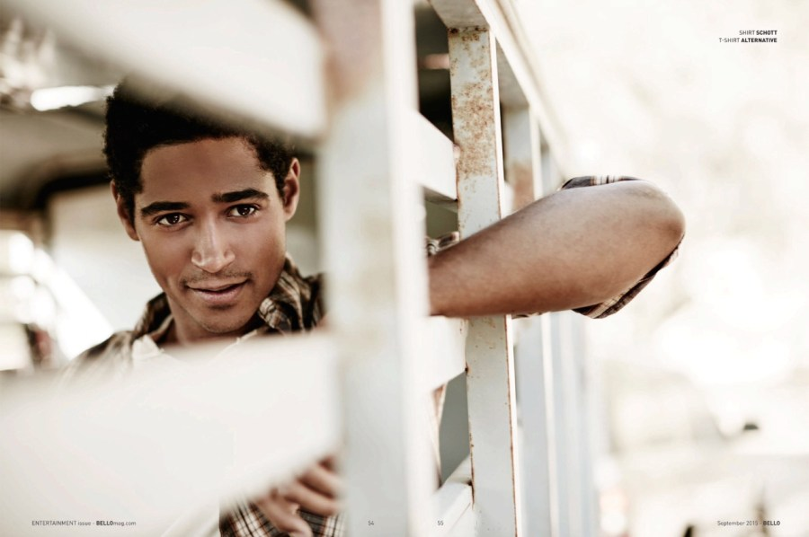Alfie Enoch - Just About TV