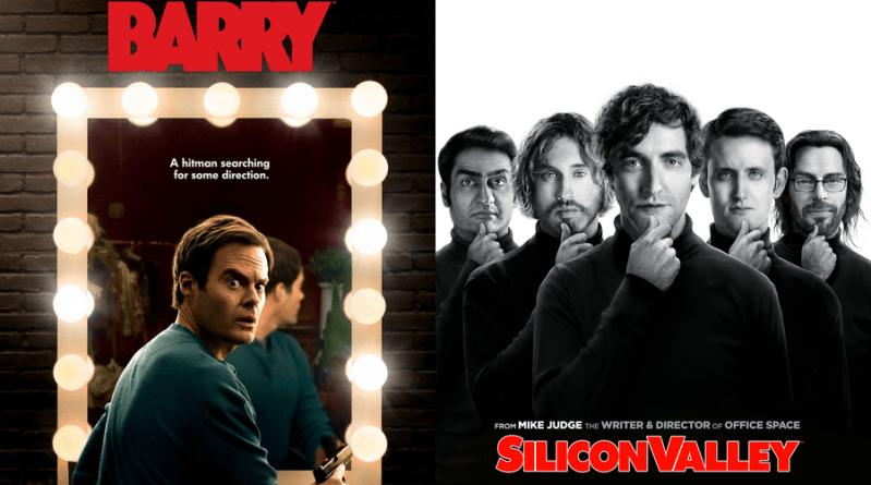 HBO renouvelle Barry pour une saison 2 et Silicon Valley pour une saison 6
