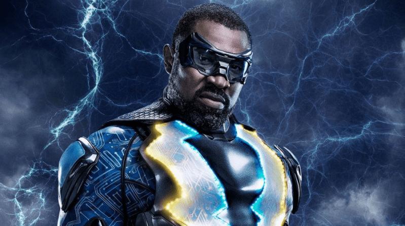 Black Lightning se dévoile dans un trailer au San Diego Comic Con 2019