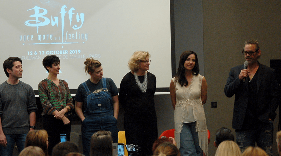 Compte-rendu de notre week-end à la convention Buffy 3 : Once More With Feeling de CloudsCon