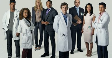 cast good doctor saison 1