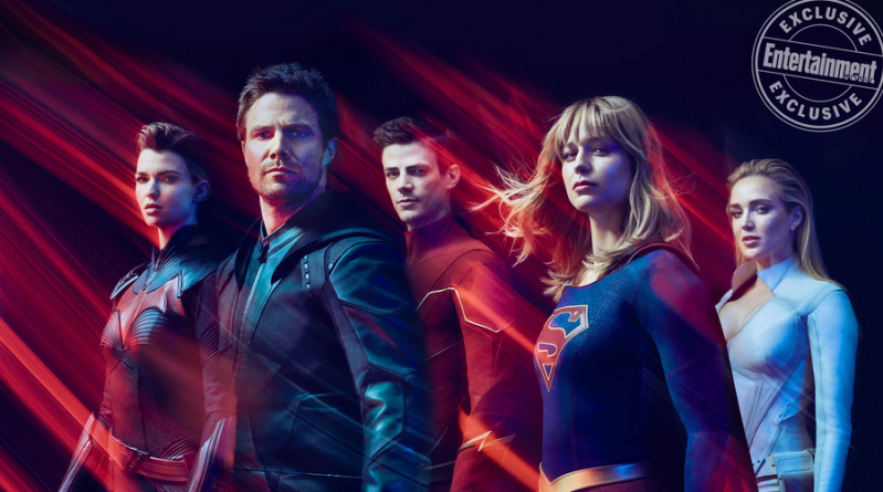 Crisis On Infinite Earths : un teaser pour le crossover du Arrowverse