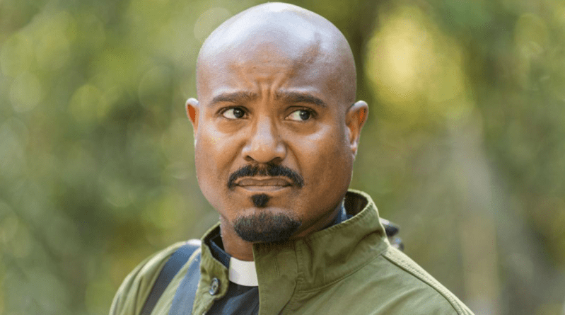 "Seth Gilliam est le nouvel invité de l'évènement ""Welcome to Alexandria"" (The Walking Dead) d'ASC Events"