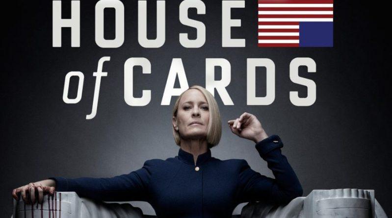 house of cards saison 6