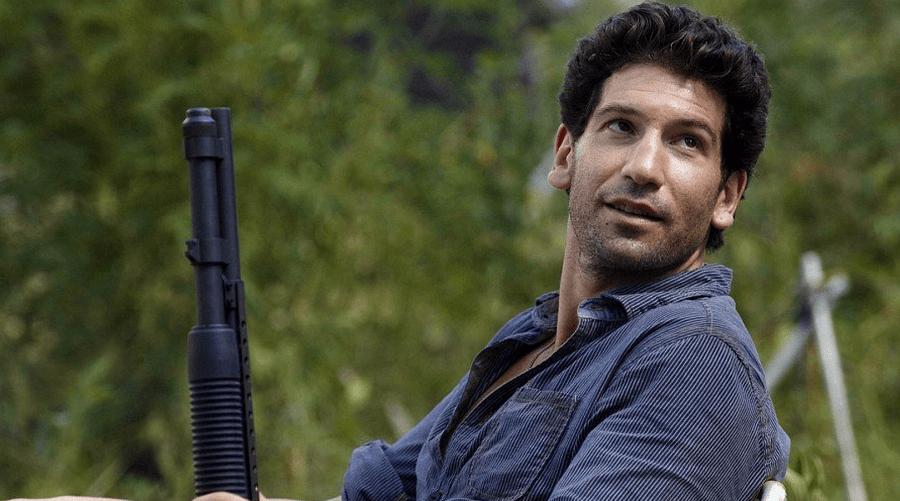 Jon Bernthal dans la saison 9 de The Walking Dead