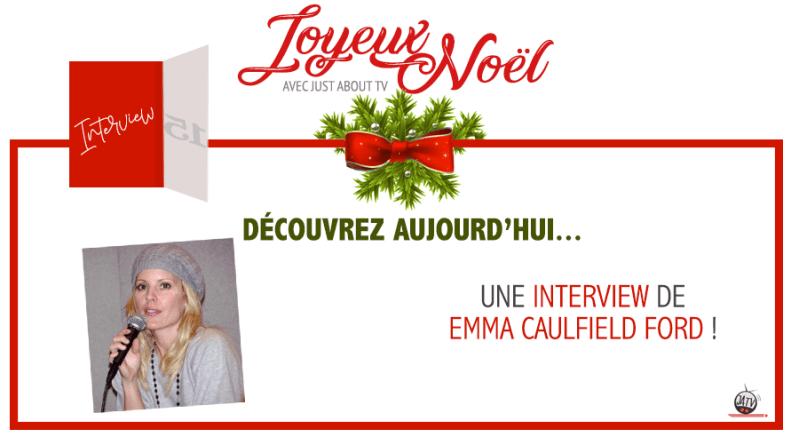 [Calendrier de l'avent – Jour 15] Interview exclusive avec Emma Caulfield Ford lors de la Buffy 3 de CloudsCon !