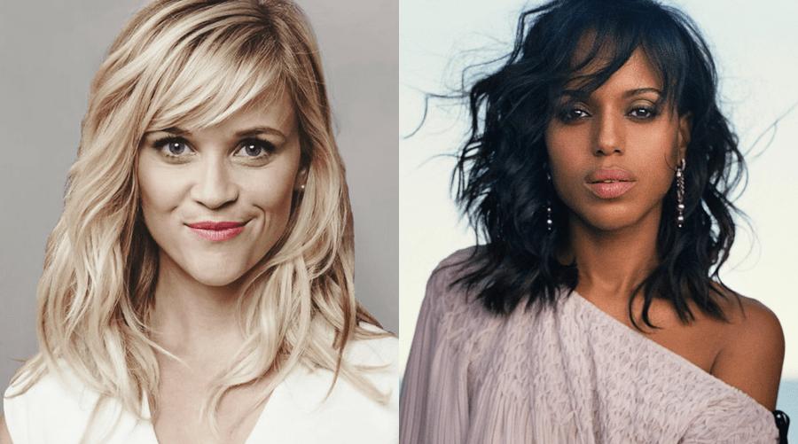 Reese Witherspoon et Kerry Washington dans une nouvelle série !