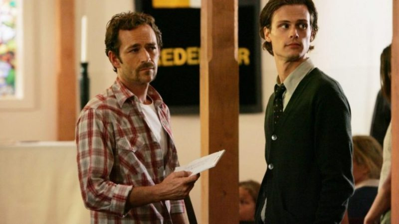 luke perry esprits criminels s4