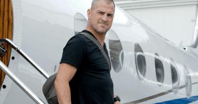 MacGyver : George Eads quitte la saison 3