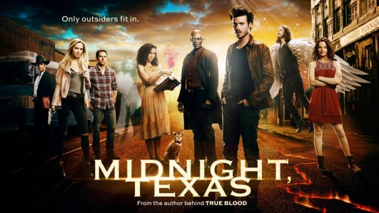 "MIDNIGHT, TEXAS -- Pictured: ""Midnight,Texas_"" Horizontal Key Art -- (Photo by: NBCUniversal)"