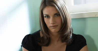 Missy Peregrym - Just About TV