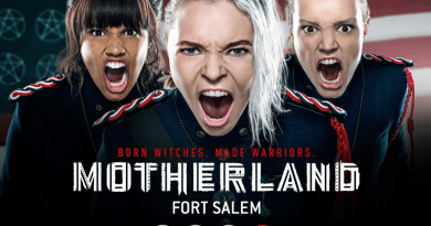 Review Pilot - Motherland: Fort Salem : on continue ou pas ?
