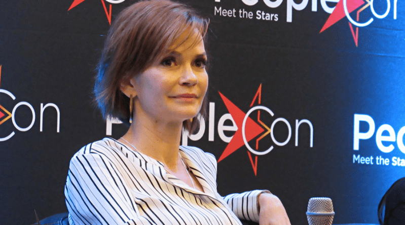 Rencontre avec Nathalie Boltt durant la #RiverCon2 de People Convention