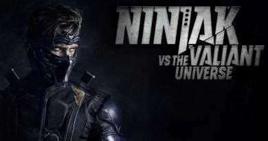 Ninjak vs the Valiant Universe : enfin une date pour la web-mini-série !