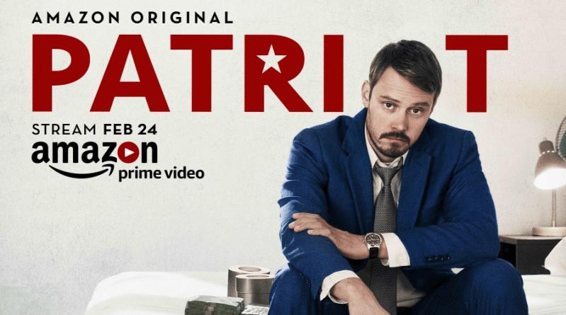 Un trailer et une date pour la saison 2 de Patriot