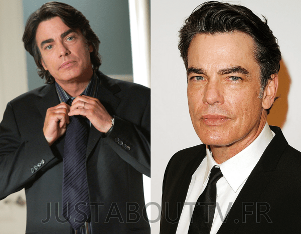 Peter Gallagher, Newport Beach - Just About TV