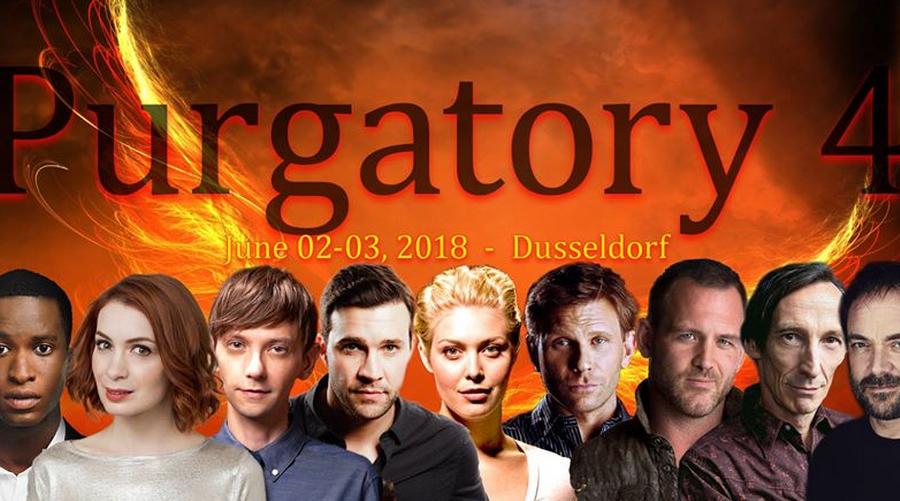 Focus sur la convention Purgatory 4 (Supernatural) de Entertainment Events