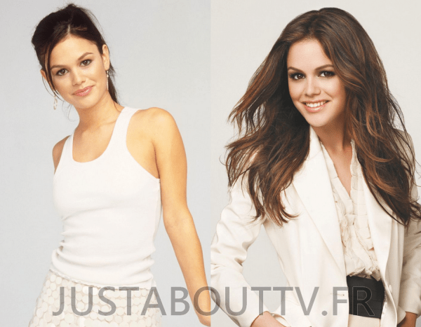 Rachel Bilson, Newport Beach - Just About TV