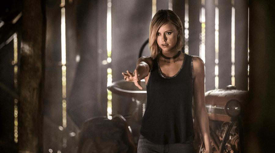 Legacies : Riley Voelkel (Freya) fera une apparition dans le spin-off de The Originals !