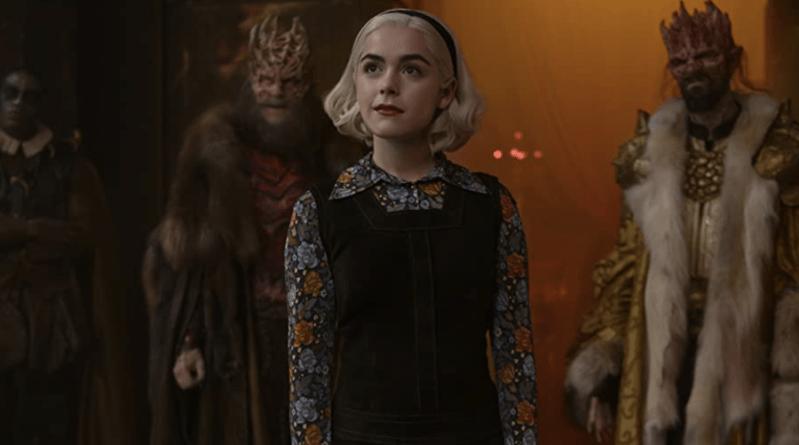 Les Nouvelles Aventures de Sabrina : une date pour la partie 4 !