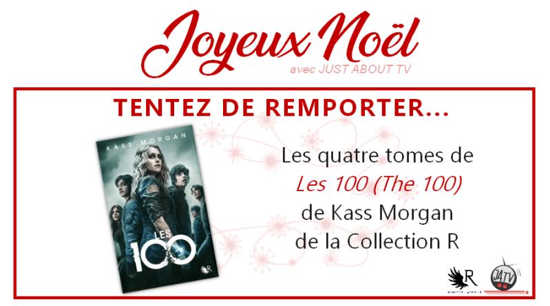 CONCOURS SURPRISE : Tentez de gagner les quatre tomes de Les 100 (The 100) !