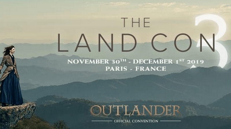 The Land Con 3 : focus sur l'événement Outlander de Wevents Production