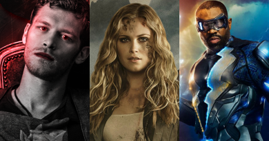 The Originals, The 100, Black Lightning : seulement 13 épisodes pour la saison à venir