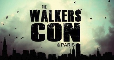 The Walkers Con, The Walking Dead - Just About TV