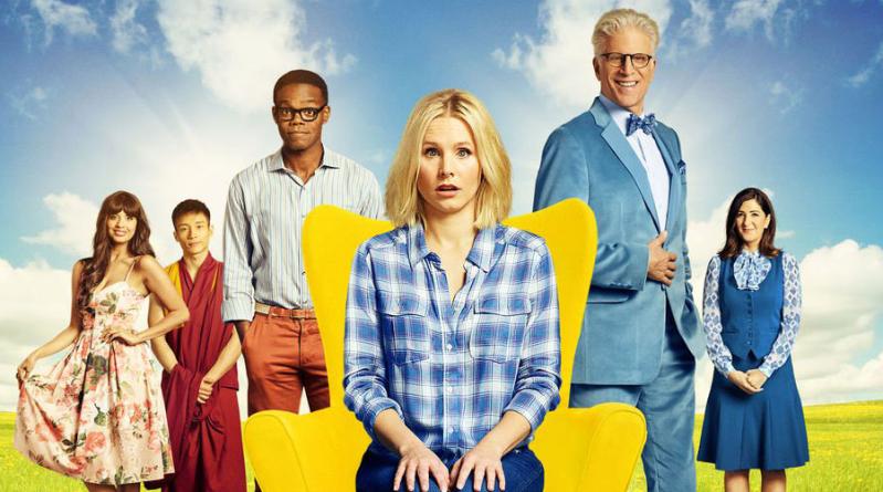 The Good Place, renouvelée pour une saison 4