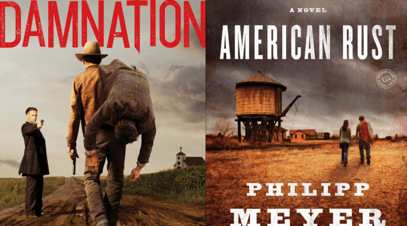 USA Network annule Damnation et ne diffusera pas American Rust