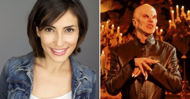Iyari Limon et Mark Metcalf sont les premiers guests du 9th Annual Vampire Ball de Starfury Conventions