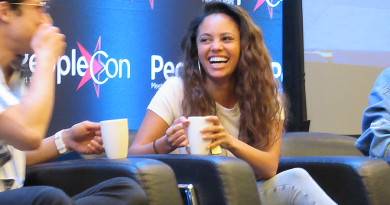 Rencontre avec Vanessa Morgan lors de la #RiverCon2 de People Convention